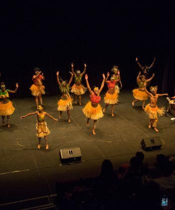 Espetáculos de Dança e Percussão Tradicional Africana