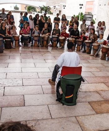 Traditional African Dance and Percussion Workshops